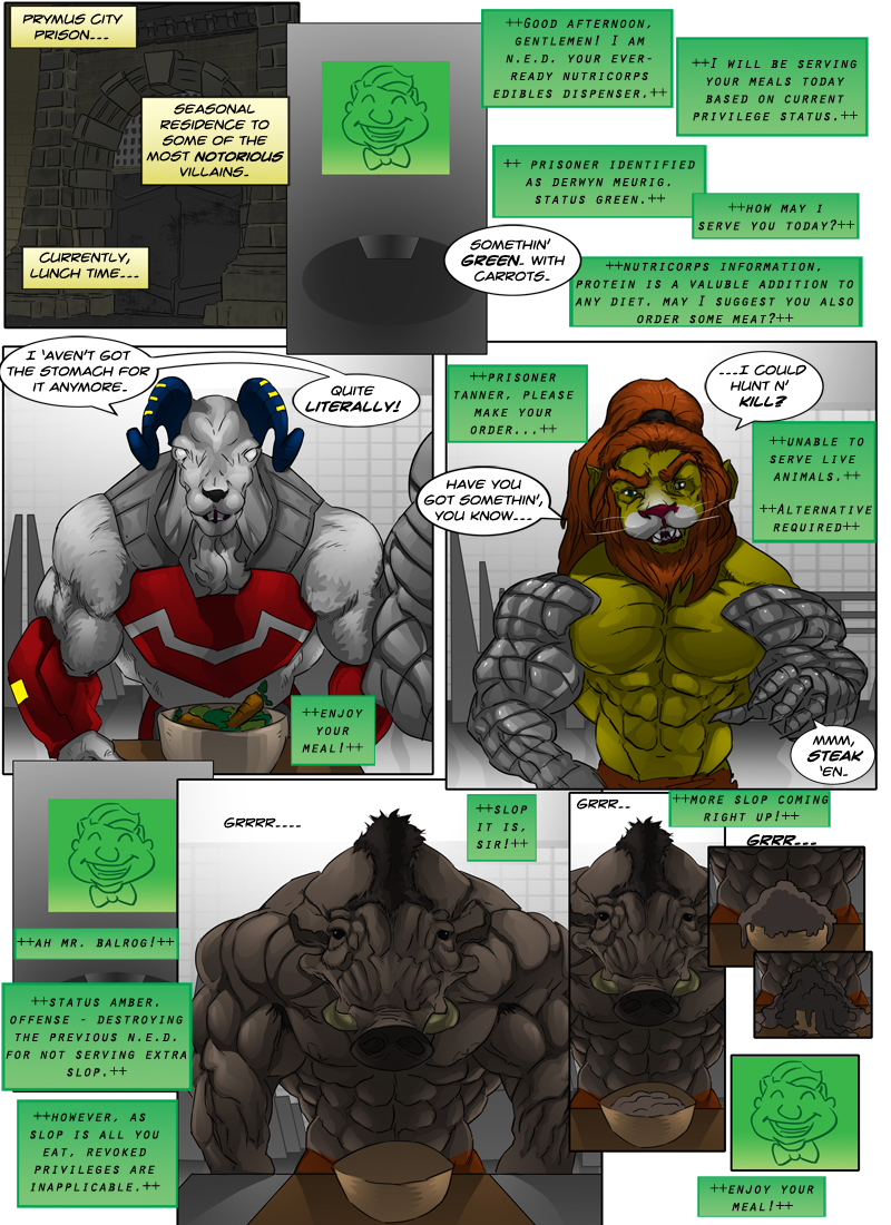 Issue #3 Page 2