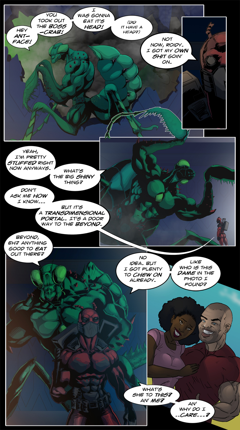 Issue #6 Page 4